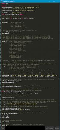 Revit Python scripting