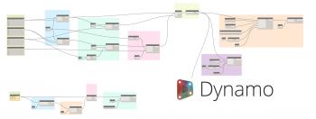 Dynamo visual programming sandbox
