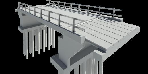 project support bridge model